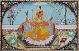 Kameshwarî