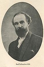 Paul Vulliaud en 1924