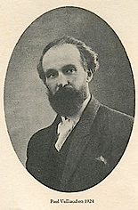 Paul Vulliaud en 1924