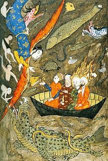 Al-Khadir Moïse et le batelier