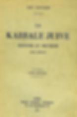 La Kabbale juive