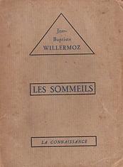 Les sommeils (J.-B. Willermoz)