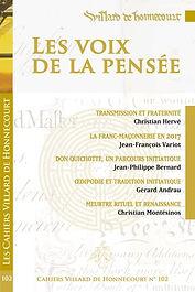 Cahiers Villard de Honnecourt N° 102