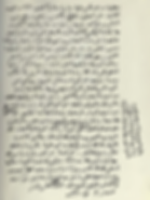 Lettre de E. Taillard et Myriam Sereno