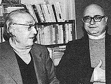 Abellio et Parvulesco
