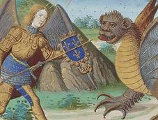 Peinture médiévale