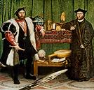 Les Ambassadeurs Hans Holbein Le Jeune