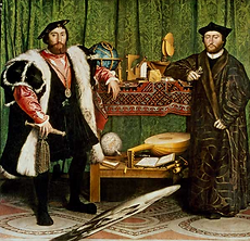 Ambassadeurs Holbein Le Jeune