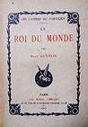 Le Roi du Monde René Guénon