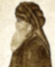 Portrait du Cheikh al-Akbar