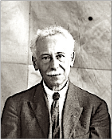 Sylvain Lévi en 1922