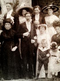 Guénon Photographie de mariage, 1912