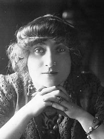 Valentine de Saint-Point en 1914