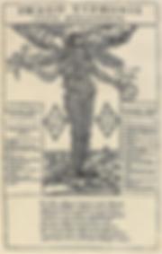 Œdipus Aegyptiacus. Kircher