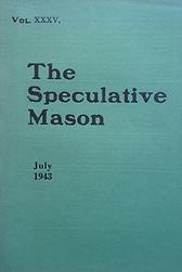 The Speculative Mason
