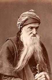 Juif d'Alger en 1890