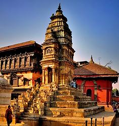 Temple Bhaktapur Népal