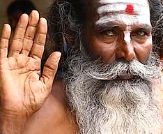 sadhu abhaya mudra