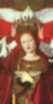 Vierge Autel de la Chartreuse de Villeneuce-lès-Avignon