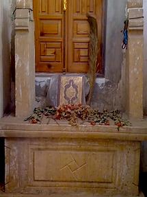 Tombeau de René Guénon au Caire