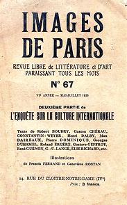 Images de Paris N°67