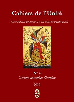 Cahiers de l'Unité n° 4 René Guénon