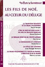 Cahiers Villard N° 103