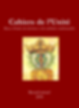 René Guénon - Recueil 2018 Cahiers de l'Unité