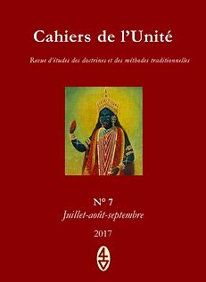 Cahiers de l'Unité n° 7 René Guénon