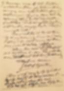 Ivan Aguéli lettre à sa mère