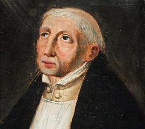 Jan van Ruusbroec (peinture vers 1580)