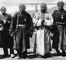 Burkhanistes mongols