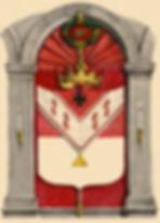 Blason des Souverains Commandeurs du Temple