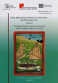 The Brahmayâmalatantra or Picumata