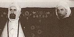 Frithjof Schuon et Michel Vâlsan à la fin des années 1930