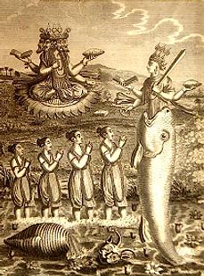 Matsya-avatâra