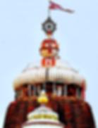 Le Chakra Sudarsha du temple de Jagannâth