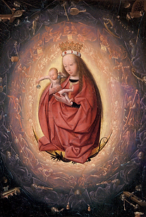 Glorification de la Vierge (1490)