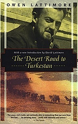 The desert road to Turkestan
