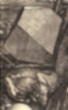 La Melencolia. A. Durer