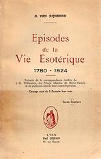 Episodes de la Vie Ésotérique
