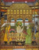 Azim-ush-Shan investiture du Khidr