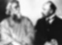 Tagore et von Keyserling