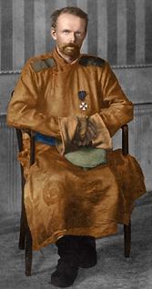 Ungern-Sternberg en 1921