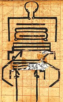 Diagramme de la Basmallâh