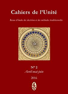 Cahiers de l'Unité n° 2 René Guénon