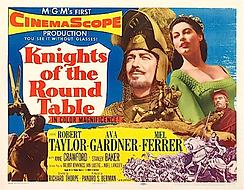 knights of the round table film