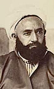 Émir Abd al-Qâdir al–Jazâ'irî  à Damas