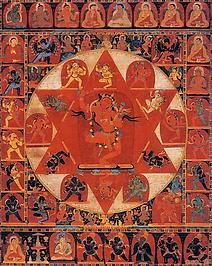 Mandala Vajravârâhî