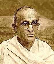 Bhaktisiddhânta Sarasvatî ISKCON